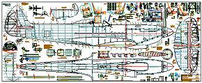 MONFORTON PRESS - scale Spitfire drawings